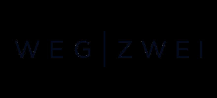 Wegzwei Logo