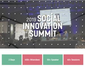 2019 social innovation summit