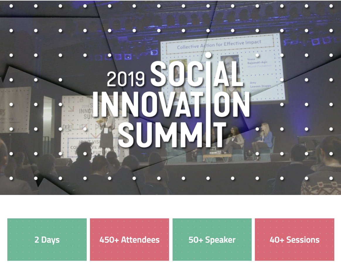 2019 social innovation summit